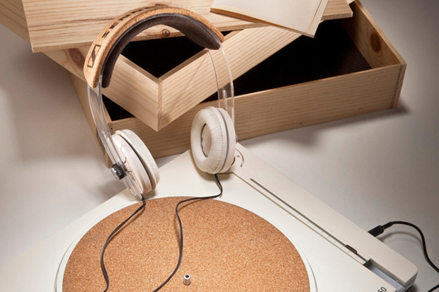 Image of Sennheiser EcoVinyl Project by Matthew Lim