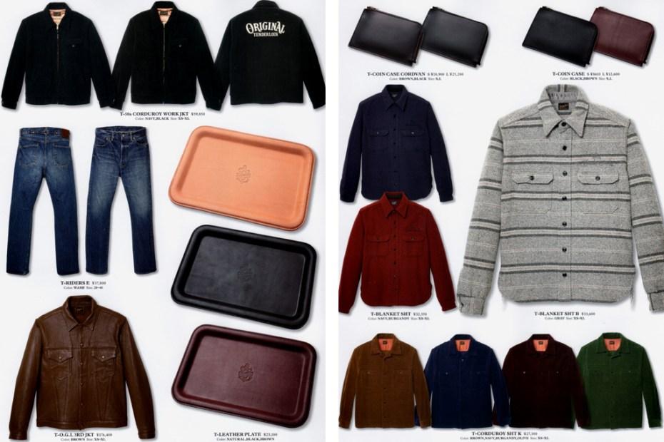 Image of SENSE Magazine: TENDERLOIN 2011 Fall/Winter Collection