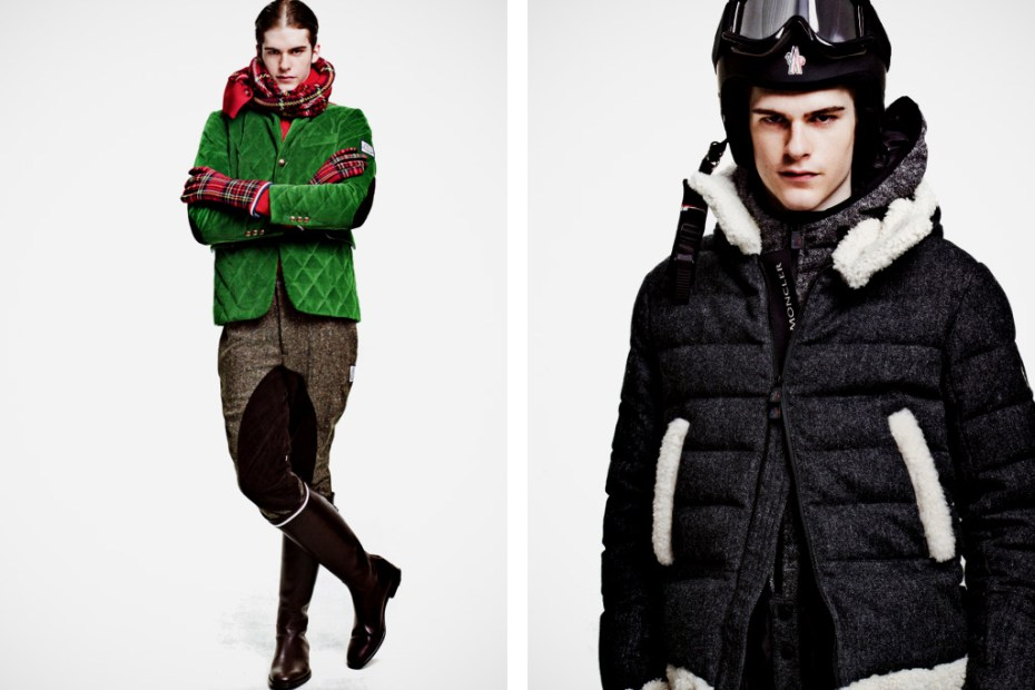 Image of SENSE Magazine: Moncler 2011 Fall/Winter Editorial