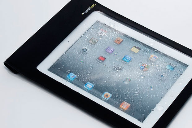 Image of +Simplism Waterproof iPad Case