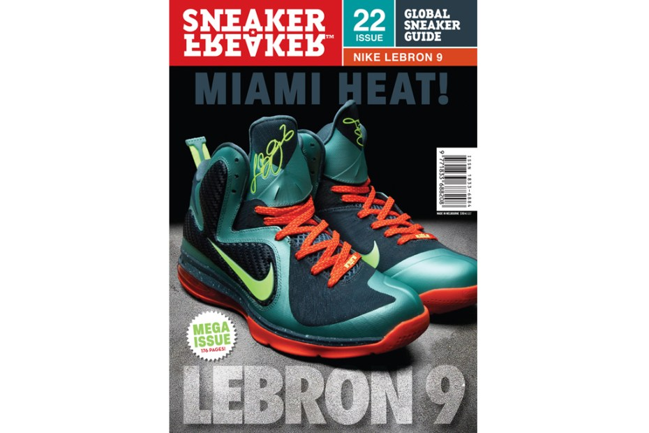 Image of Sneaker Freaker Issue 22