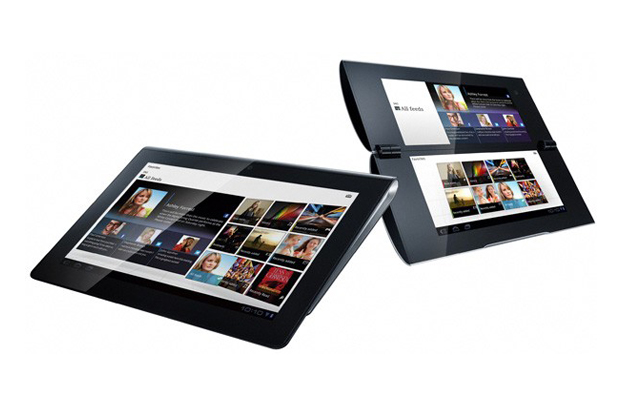 Image of Sony S & P Tablets