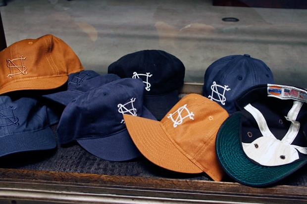 Image of SOPHNET. x nonnative x Ebbets SOPH.native BALL FIELD CAP vendor NAGOYA Exclusive