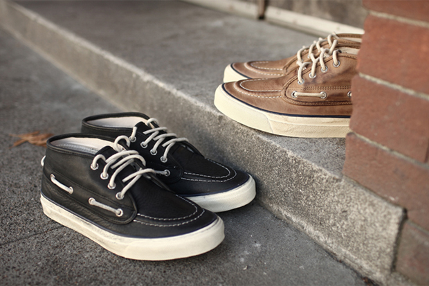 Image of Sperry 2011 Fall Seamate Chukka