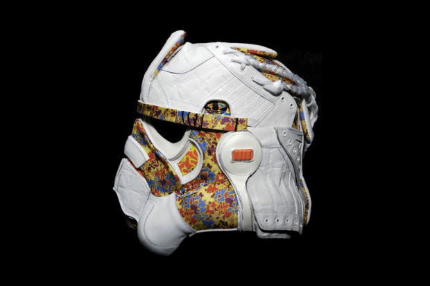 Image of Star Wars Remix: adidas Superskate Mid Stormtrooper Helmet