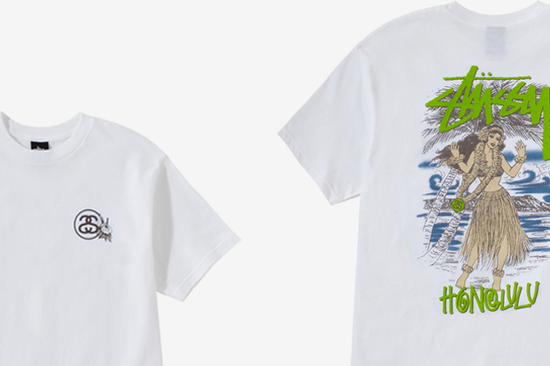 Image of Stussy Aloha Oxford Collection