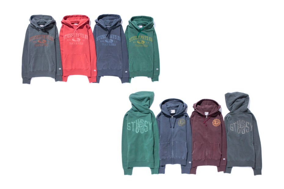 "Image of Stussy x Champion ""Rochester Collection"""