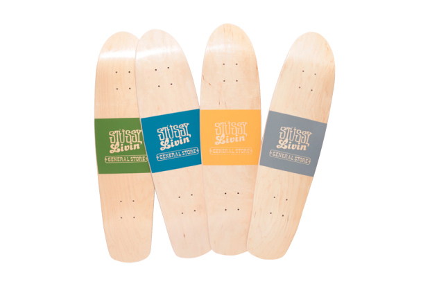 Image of Stussy Livin' General Store Cruiser Deck