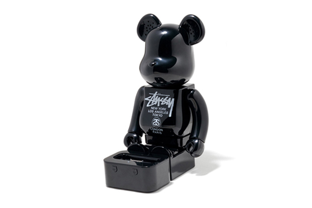 Image of Stussy x Medicom Toy Bearbrick Speaker System