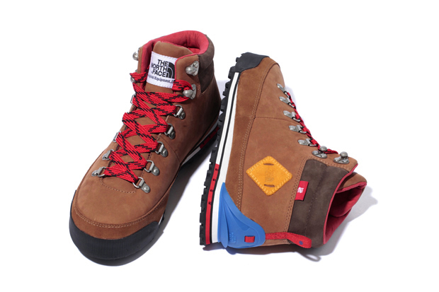 """Image of Stussy Deluxe x Undefeated x The North Face """"Back-to-Berkeley"""" Boots"""
