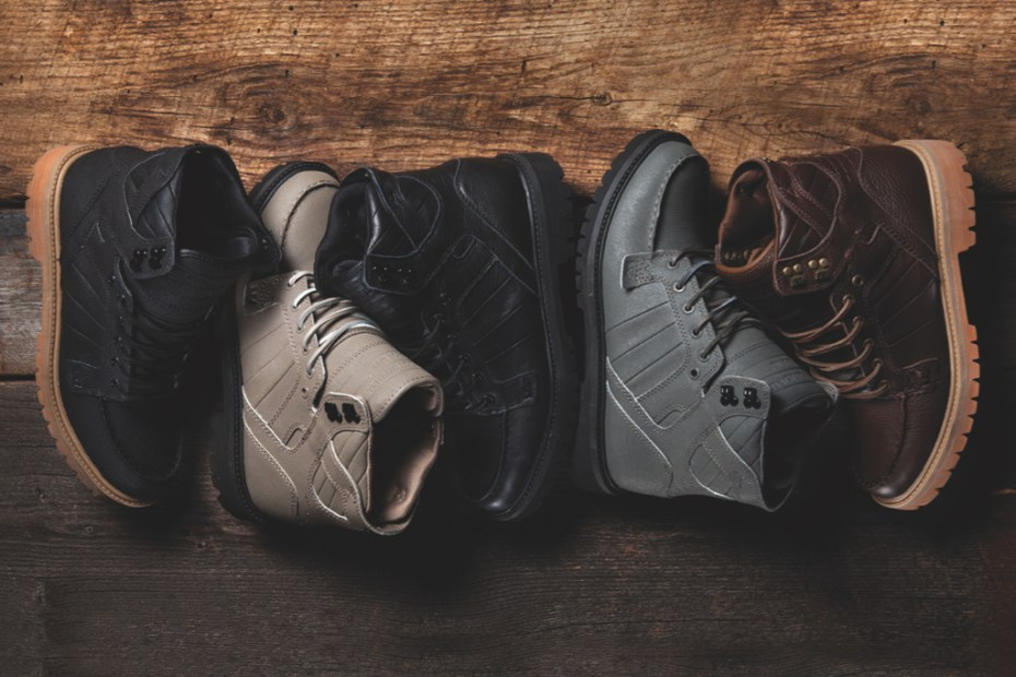Image of SUPRA 2011 Fall Boot Collection