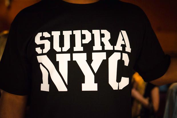 Image of SUPRA NYC Store Opening Event Recap