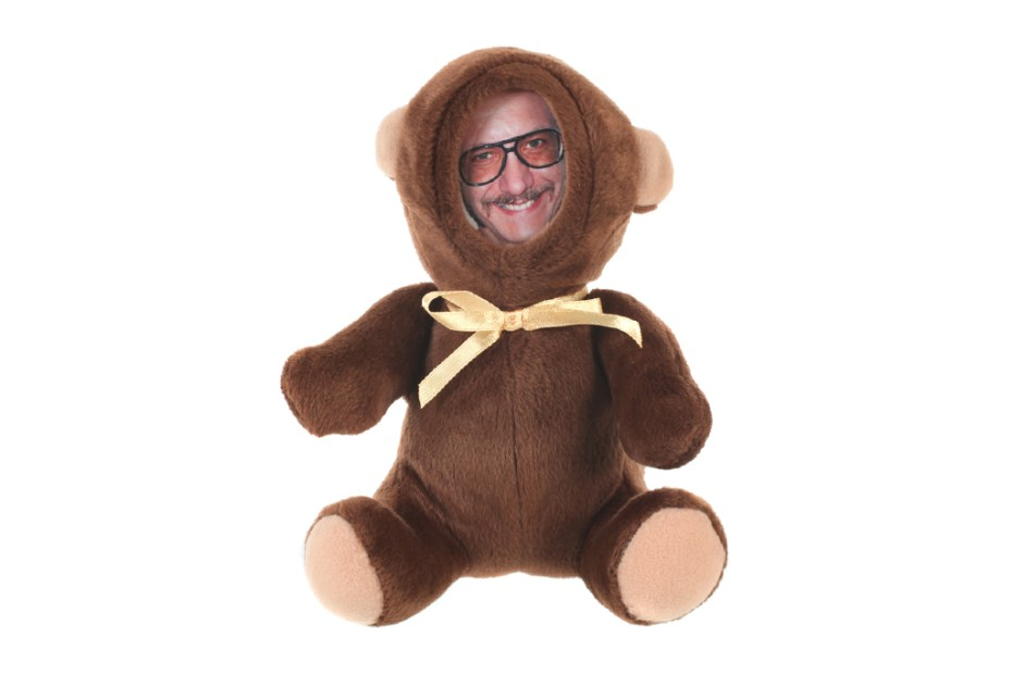 "Image of Terry Richardson ""Terry Richardson"" Teddybear"