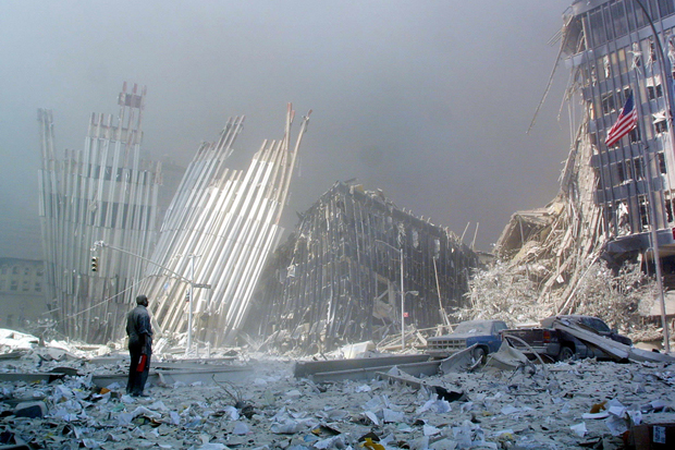 Image of The Big Picture: Ground Zero: September 11, 2001-September 11, 2011