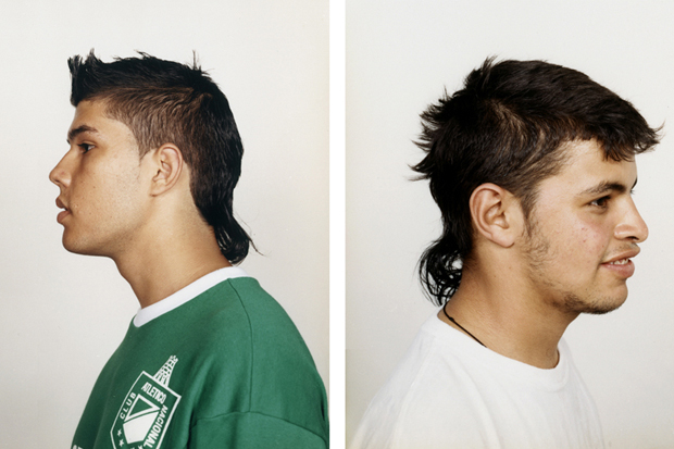 Image of The Green Soccer Journal: The Mullets of Medellín - Colombia Photo Series