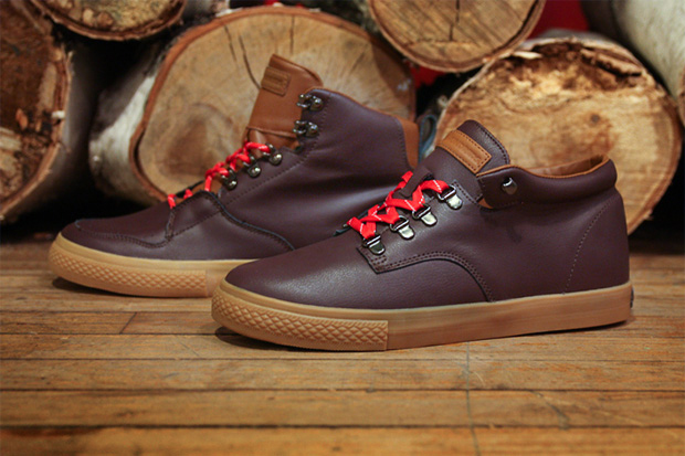Image of The Hundreds 2011 Fall Premium Riley & Johnson Mid