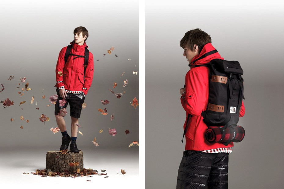Image of The North Face 2011 Fall/Winter Lookbook