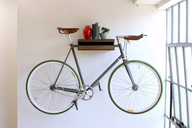 Image of The Original Bike Shelf by Knife & Saw