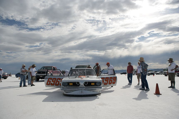 Image of The Selvedge Yard: Hot Rods in Space by Ray Gordon