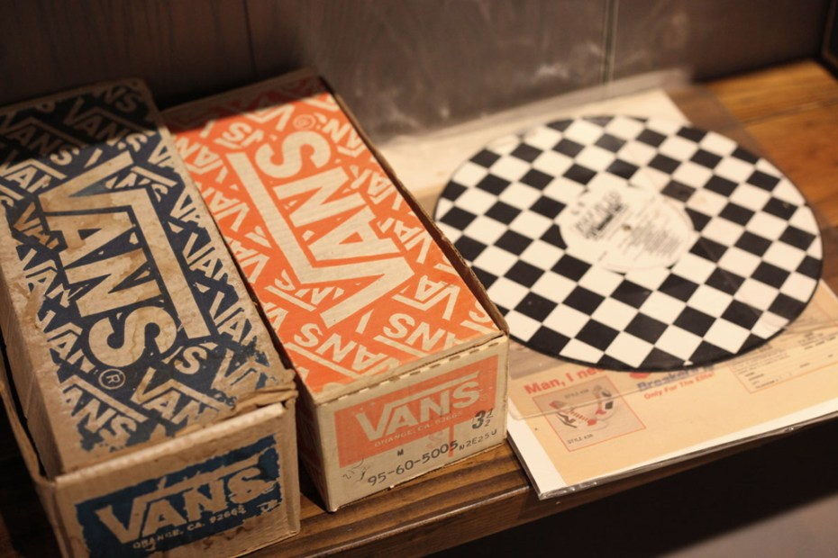 Image of The Vans DQM General Store New York