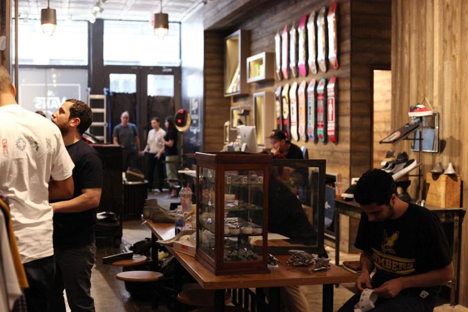 Image of The Vans DQM General Store Opening Recap