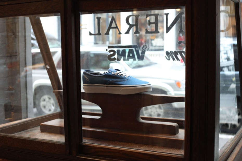 Image of The Vans DQM General Store Opening Recap