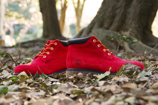 Image of Kinetics x Timberland Chukka Boots