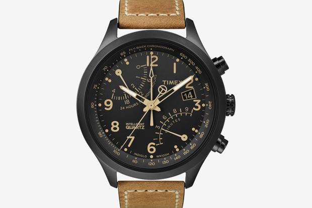 Image of Timex Intelligent Quartz Flyback Chronograph