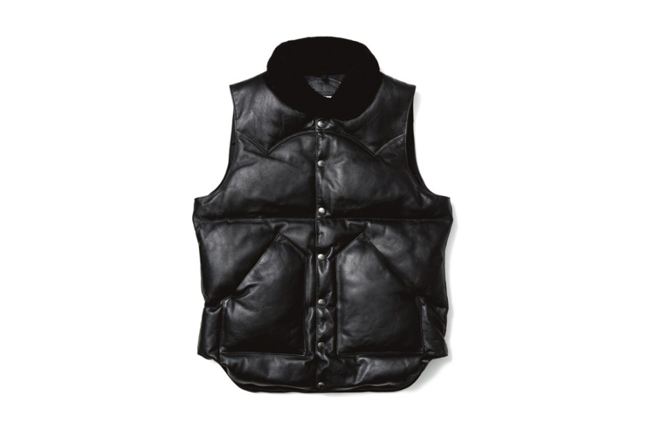Image of uniform experiment x Rocky Mountain Featherbed Vest