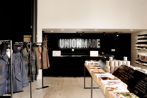 Image of UNIONMADE San Francisco Store Expansion
