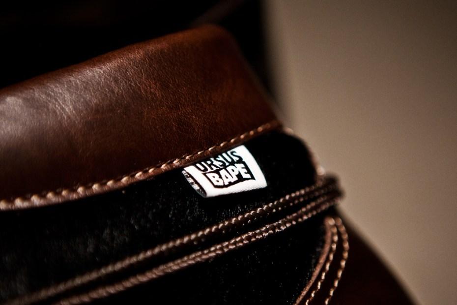 Image of URSUS BAPE Trekking Boots