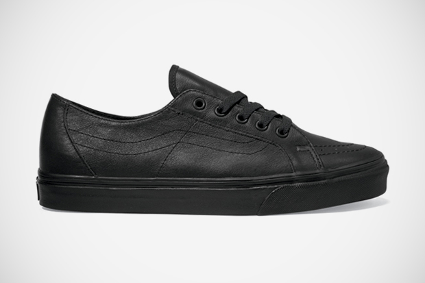 "Image of Vans 2011 Fall Escuela ""Italian Leather"""