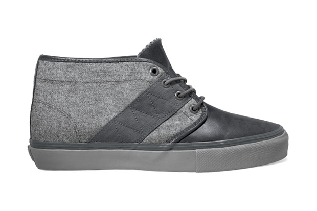 Image of Vans Vault 2011 Fall/Winter Chukka Standard Issue LX
