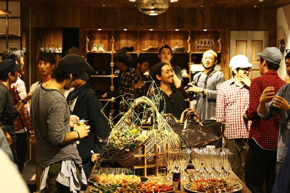 Image of vendor NAGOYA Opening Reception