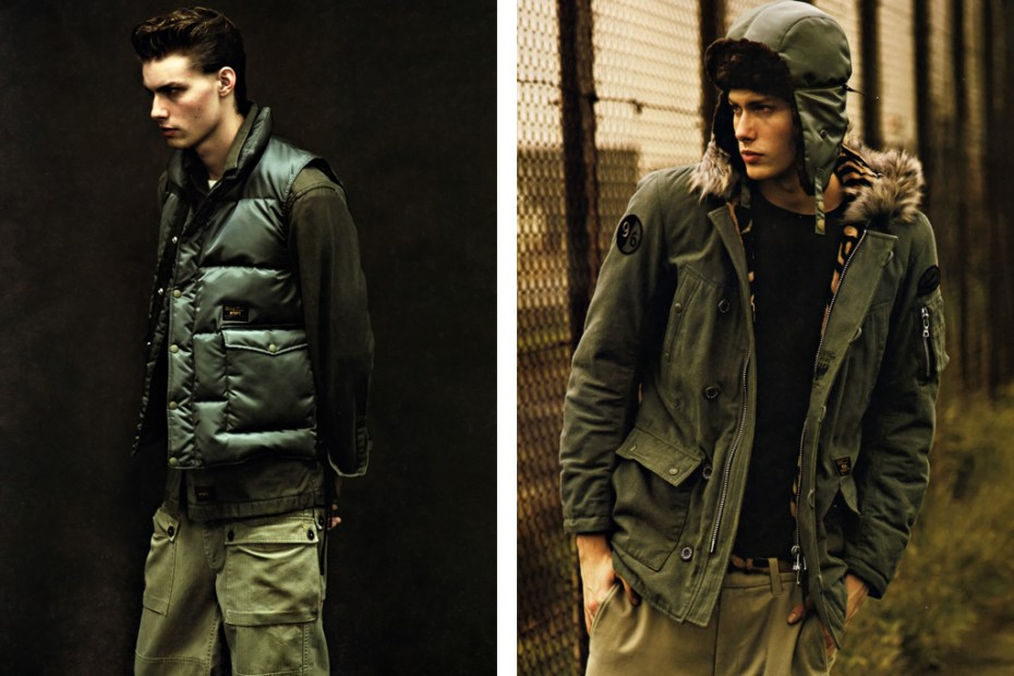 "Image of WARP Magazine: WTAPS 2011 Fall/Winter ""WAY OF LIFE"" Editorial"