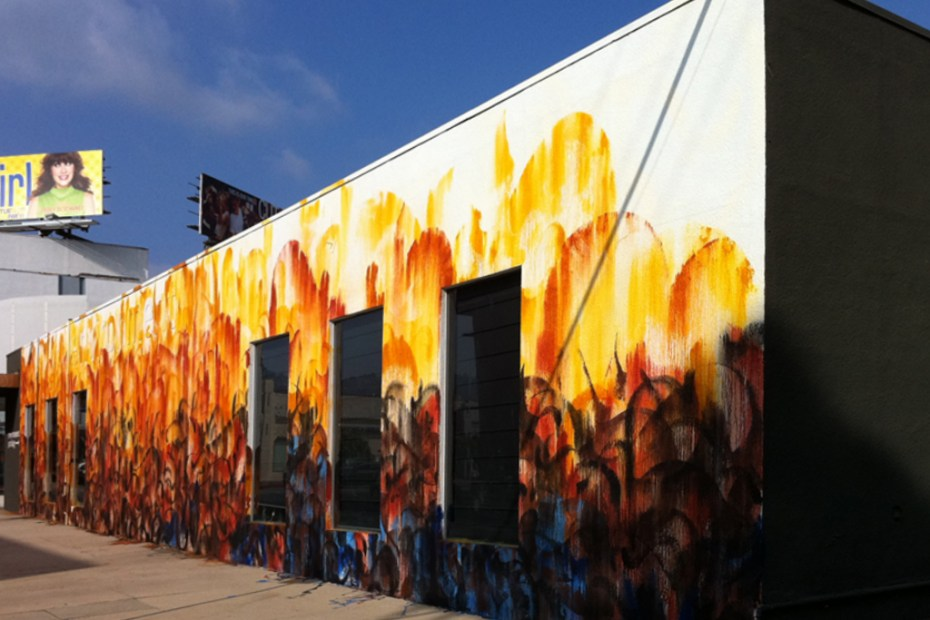 Image of West One 'Freedom Suite' Mural