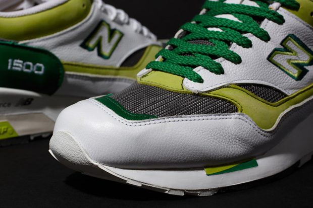 Image of Win Two Pairs of Crooked Tongues x New Balance Made in the UK 1500s!