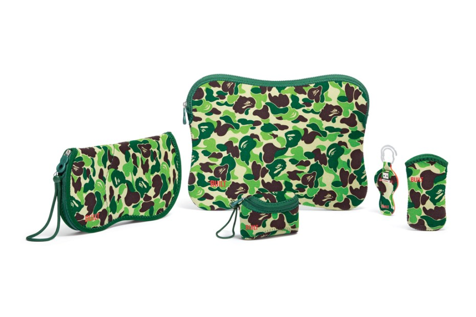 Image of Win a Collection of Accessories from BAPE x Built!