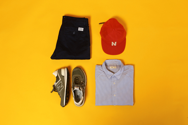 Image of Win a New Outfit from Norse Store Including Items from Norse Projects, Folk and New Balance!