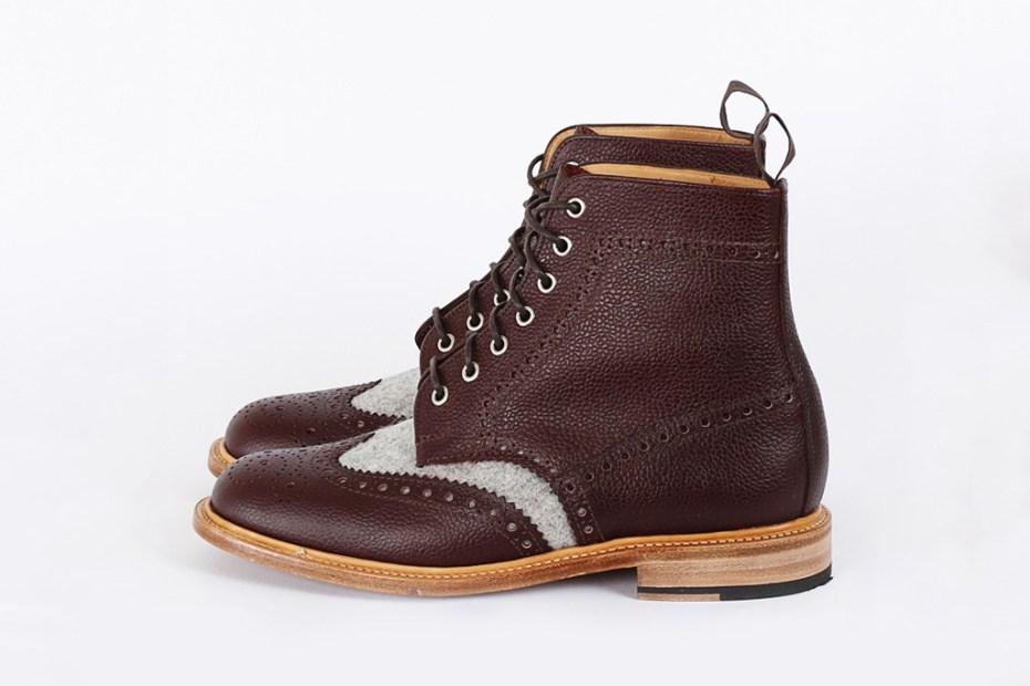 Image of Woolrich Woolen Mills Para Boots