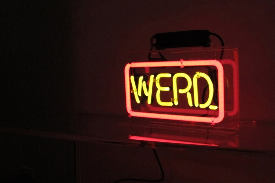 Image of WORD PLAY NEON for Known Gallery by Patrick Martinez