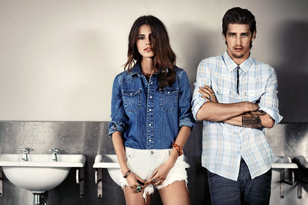 Image of Wrangler Australia 2011 Fall/Winter Campaign by Boo George