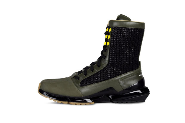 Image of Y-3 2011 Fall/Winter Warrior High Collection
