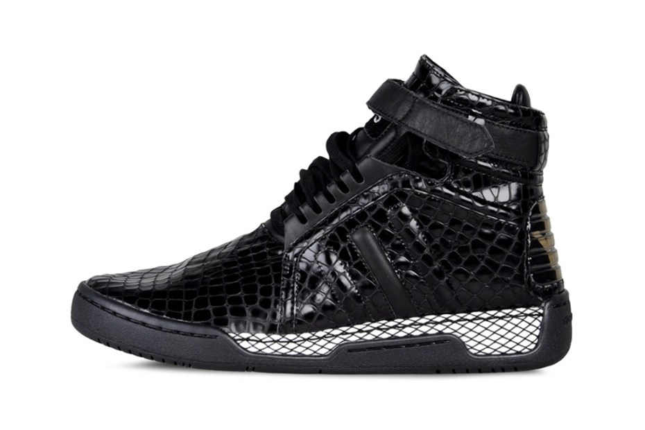 "Image of Y-3 Hayworth Mid 2 ""Croc"""