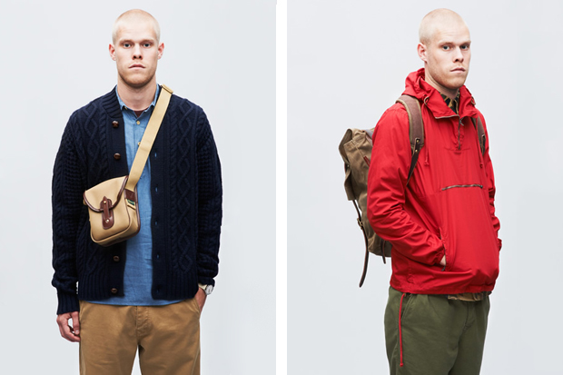 Image of YMC 2011 Fall/Winter Lookbook