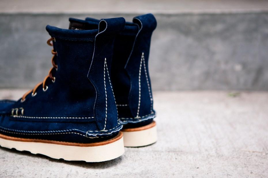 Image of Yuketen Maine Guide DB Boots