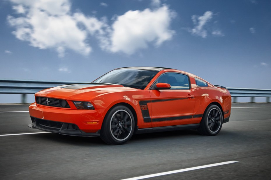 Image of 2012 Ford Mustang Boss 302