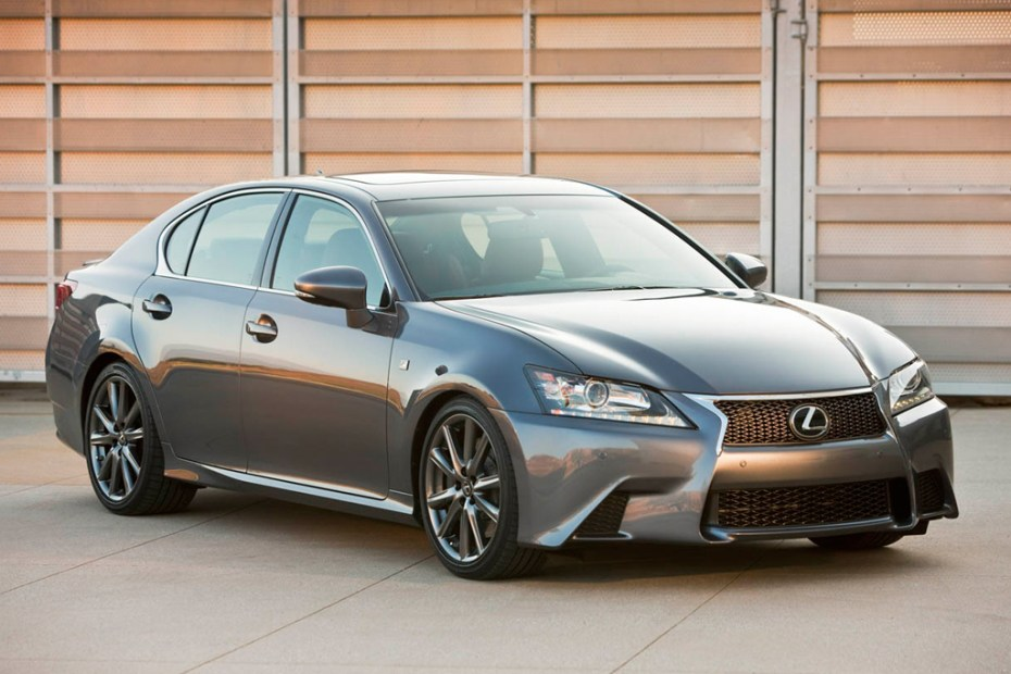 Image of 2013 Lexus GS 350 F Sport