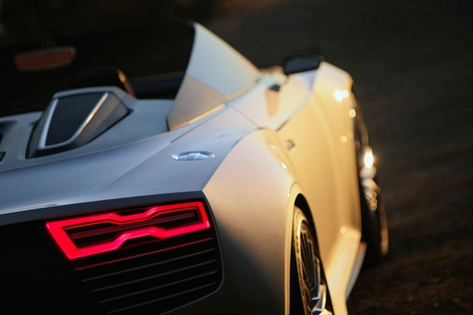 Image of 2014 Audi e-tron Spyder
