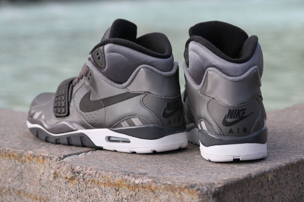 Image of Nike Air Trainer SC II Metallic Dark Grey